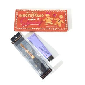 TooFaced Extra Spicy Gingerbread Eyeshadow Palette